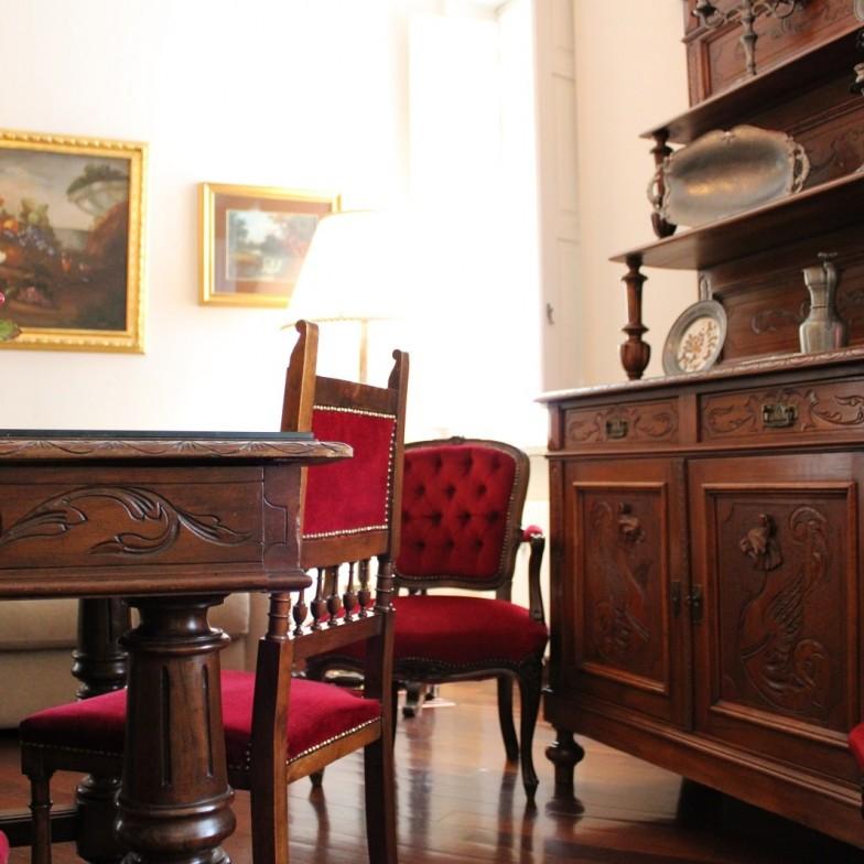 Mobili di pregio Aosta Affitti l'Atelier du Temps Conciergerie