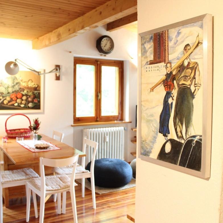 Baltea Apartment Courmayeur - l'Atelier du Temps Conciergerie