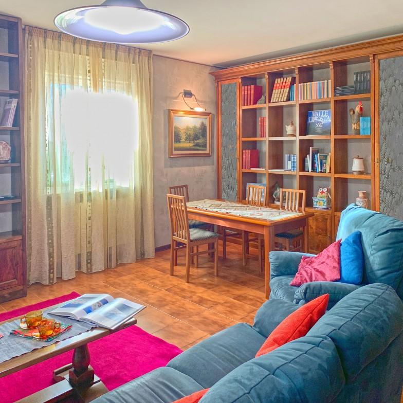 Holiday House Aosta-Pila Affitti l'Atelier du Temps Conciergerie